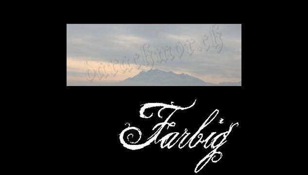 Farbig